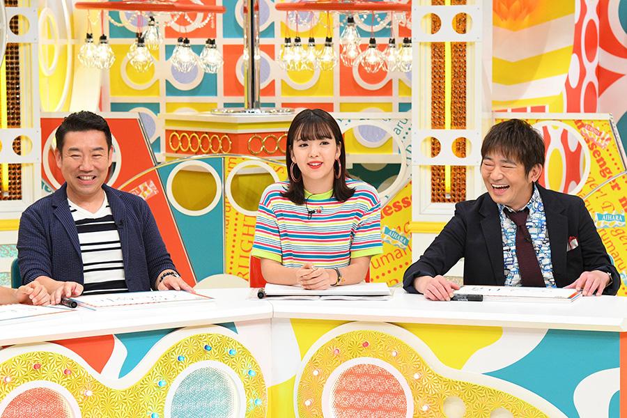 スタジオでは、黒田がおいしい焼肉店の選び方を伝授するが、ニコルはまったくの無関心