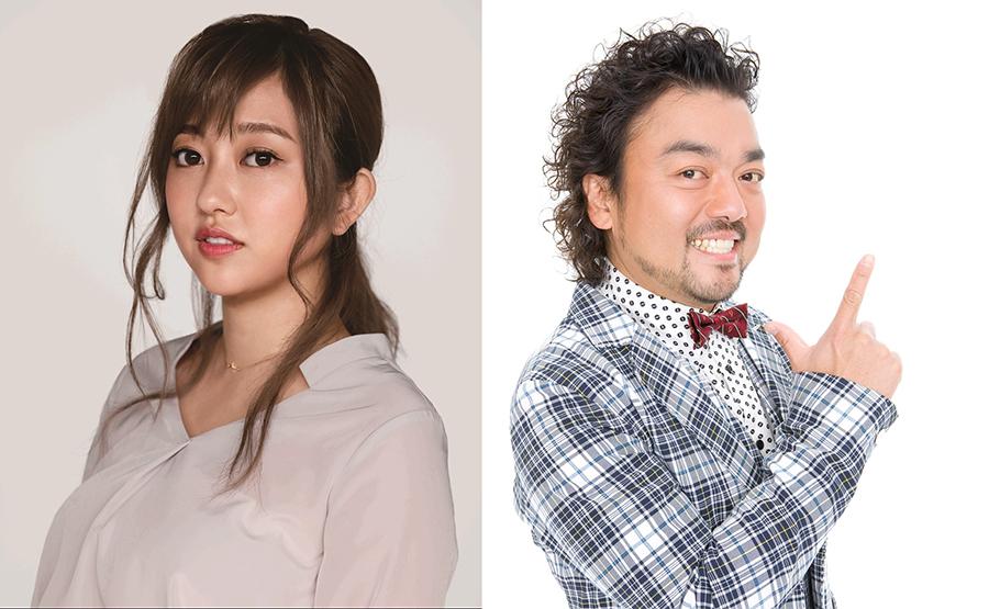 21日は、振り付けを担当したパパイヤ鈴木、ゲストとして菊地亜美が登場