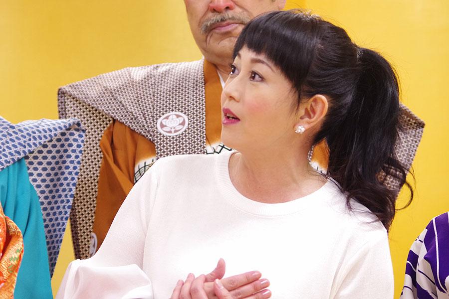 一時休業していたが、現在はテレビや舞台で活躍する浅香唯(48)