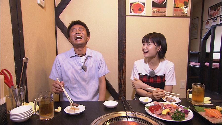 葵わかなが「今まで食べた中で一番おいしい!」と豪語する焼肉店へ 写真提供/MBS