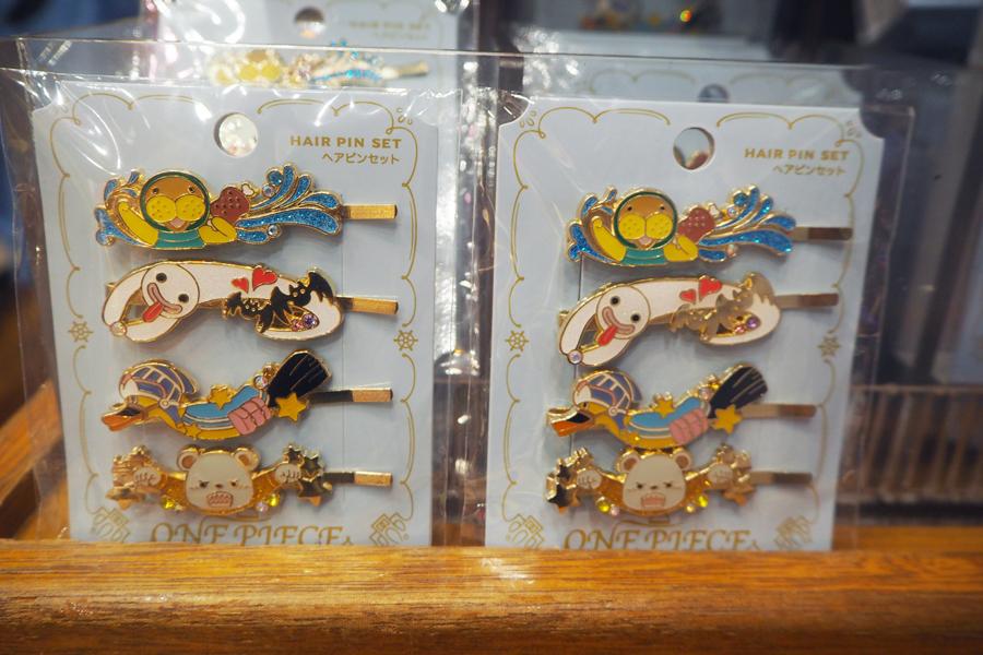 ヘアピンセット(1800円)