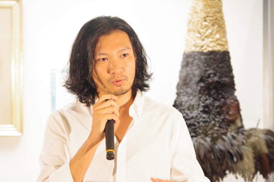 「鹿児島でイモって言われてるのは、大阪でたこ焼きって言われてるのと同じようなことなので、ボクとしてはすごくうれしい」と青木
