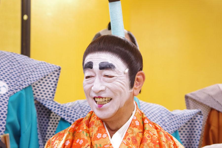 志村けんの舞台『志村魂(しむらこん)』が7月27日に大阪で開幕した
