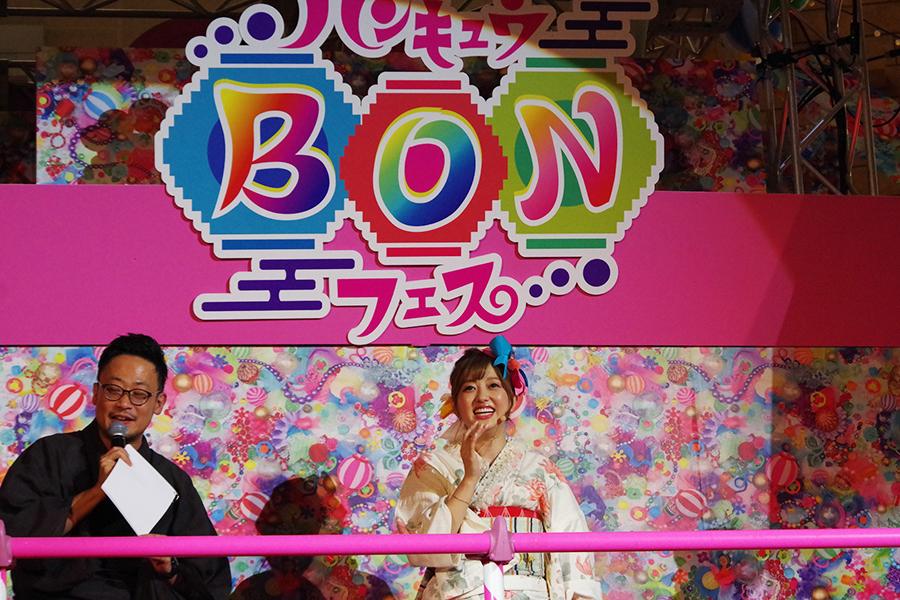 「大阪は全然分からないんで、プライベートで来たことあるのは阪急うめだ本店だけです」と話す菊地