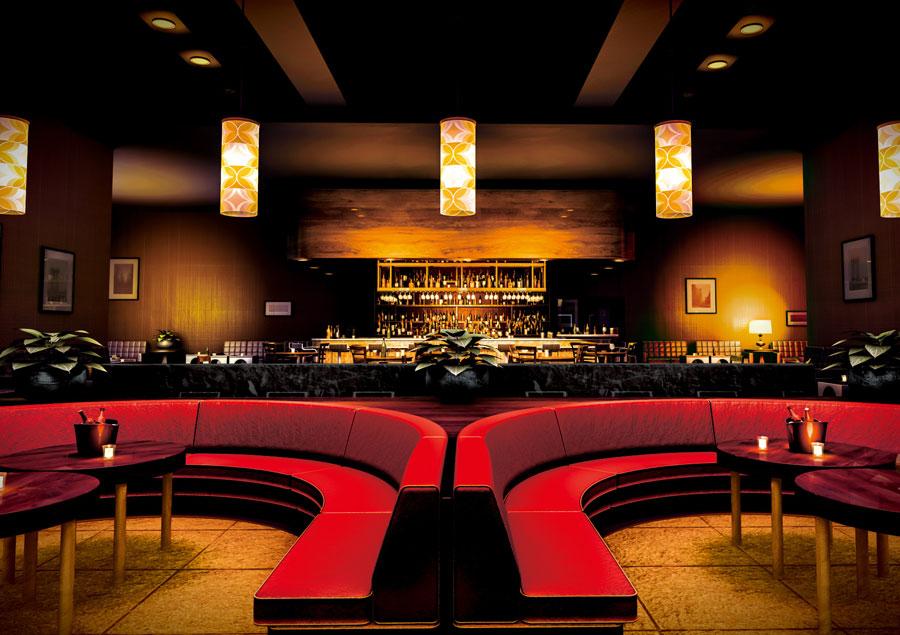 『ホテル・アルバート』を体験後に利用できる優雅な空間『ホテル・アルバート・ラウンジ & フォト・スポット』