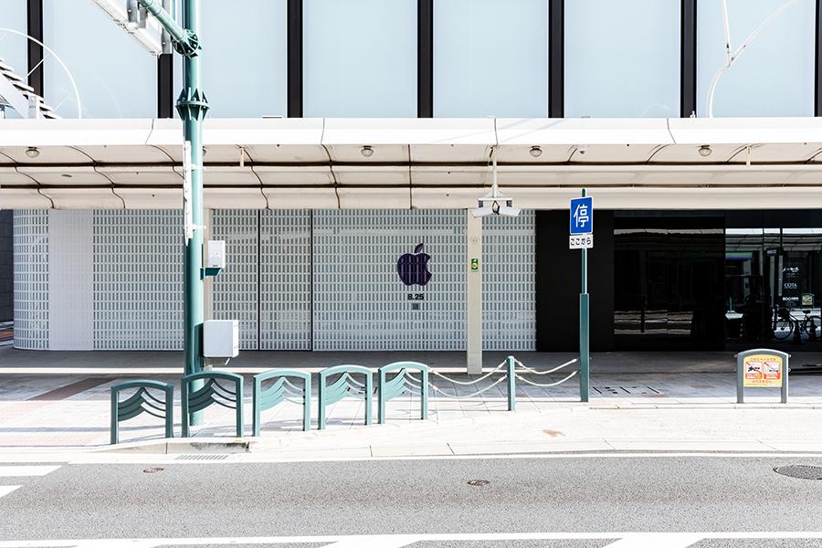 四条通りに面し、阪急烏丸駅・地下鉄四条駅と阪急河原町駅からのアクセスが便利