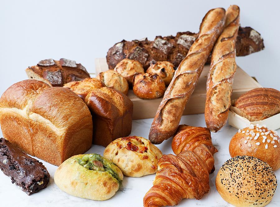 販売するパンのイメージ