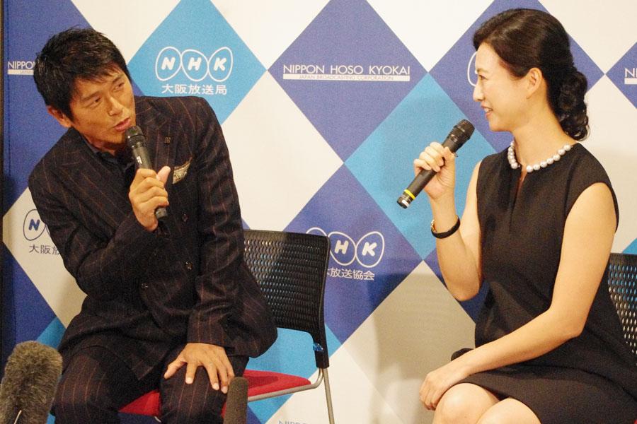 「私も高校時代はラグビー部のマネージャーだったので、青春時代を思い出した」と戸田