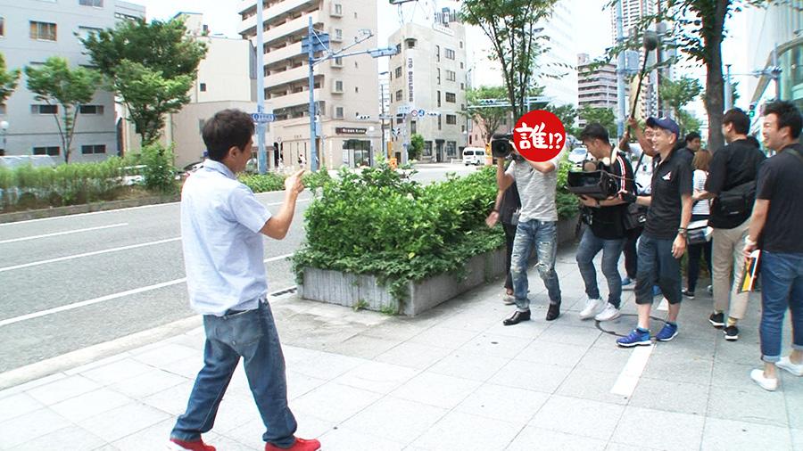 相方がカメラを担いで浜田を撮影するという前代未聞のリクエスト