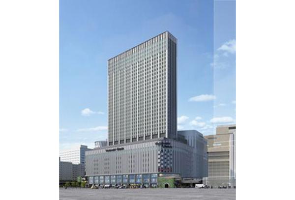 ヨドバシ梅田タワー(仮)のイメージ