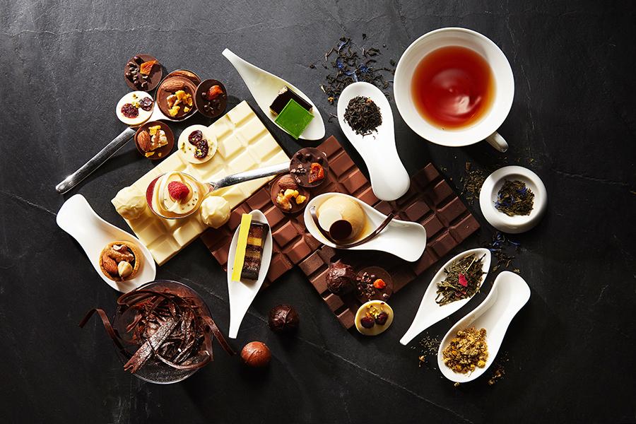 ミルク、ホワイト、ダークなど様々なタイプのチョコレートを使用予定