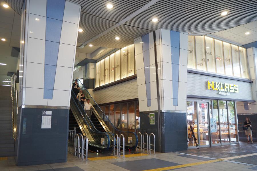 「泉大津駅」のN.KLASS