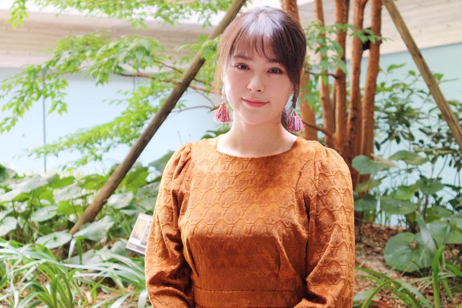 連続テレビ小説『ちりとてちん』(NHK)でヒロインをつとめ、映画、ドラマ、舞台と幅広く活躍する
