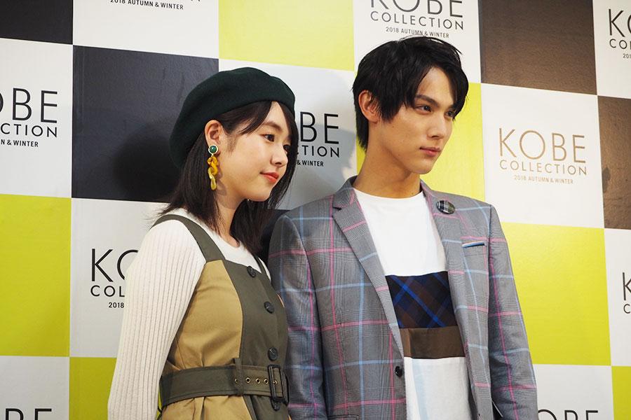 中川は当日の服装について、「スタイリストさんが選んでくれたものを着る。チェックが秋らしくていいなと思っています」とコメント