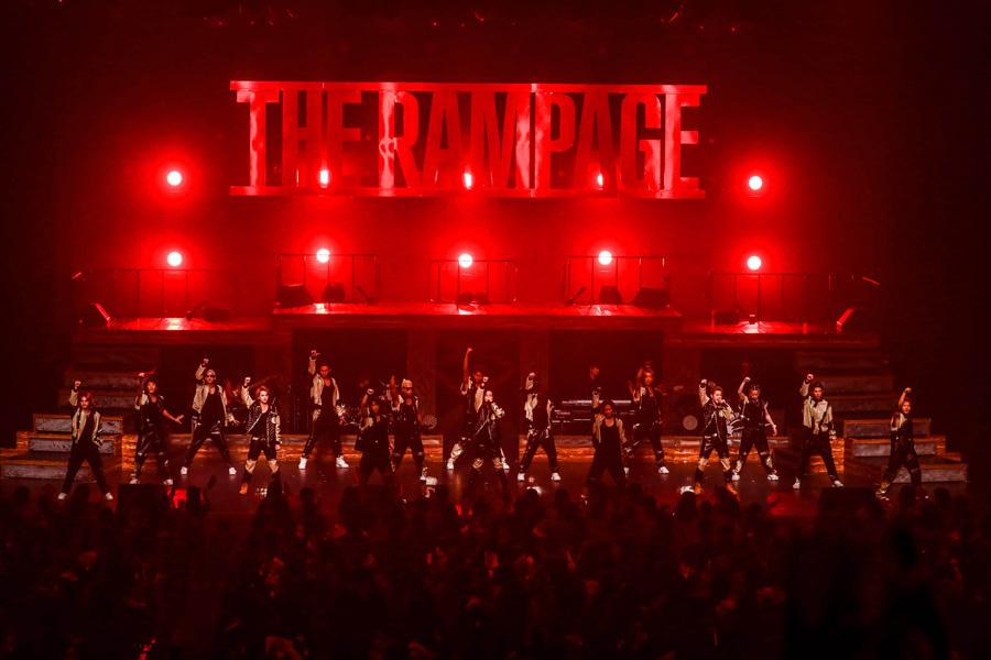 ボーカル、ダンスと全員に見せ場があり、どこも目が離せないステージに