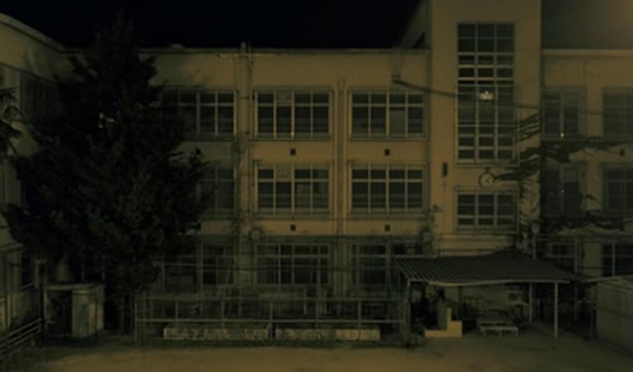 お化け屋敷のイメージ