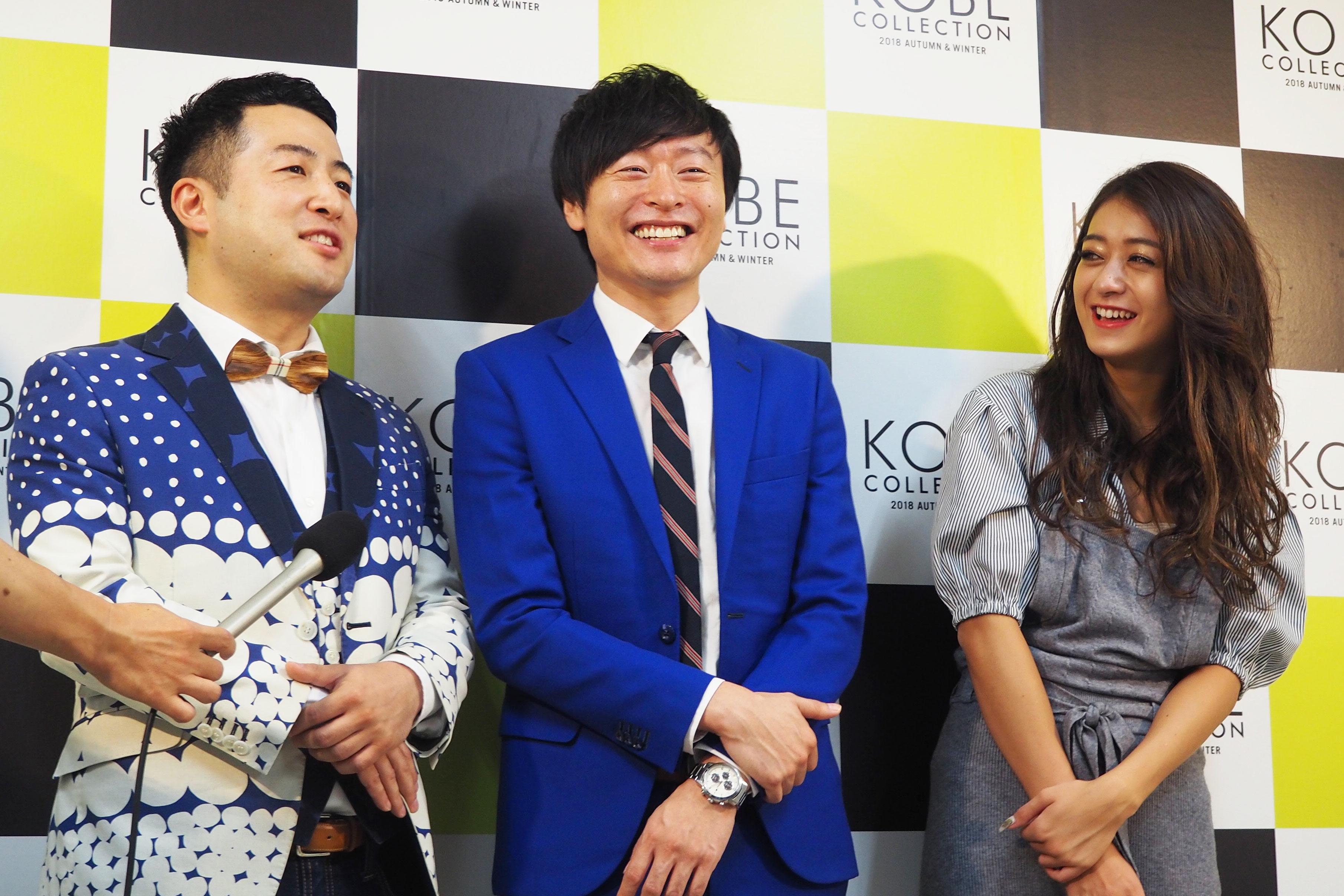 水田はファッションについて「英語がプリントされている服を着るとき、意味に気をつけて。そこだけ気をつけてほしいよなと思います」とアドバイス