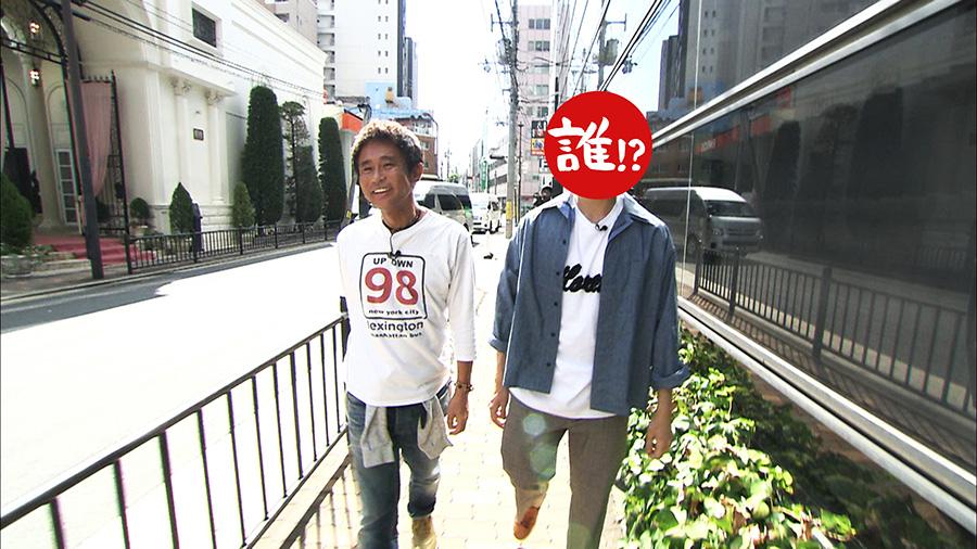 18日の放送回の相方には、歌舞伎界のスター候補が登場