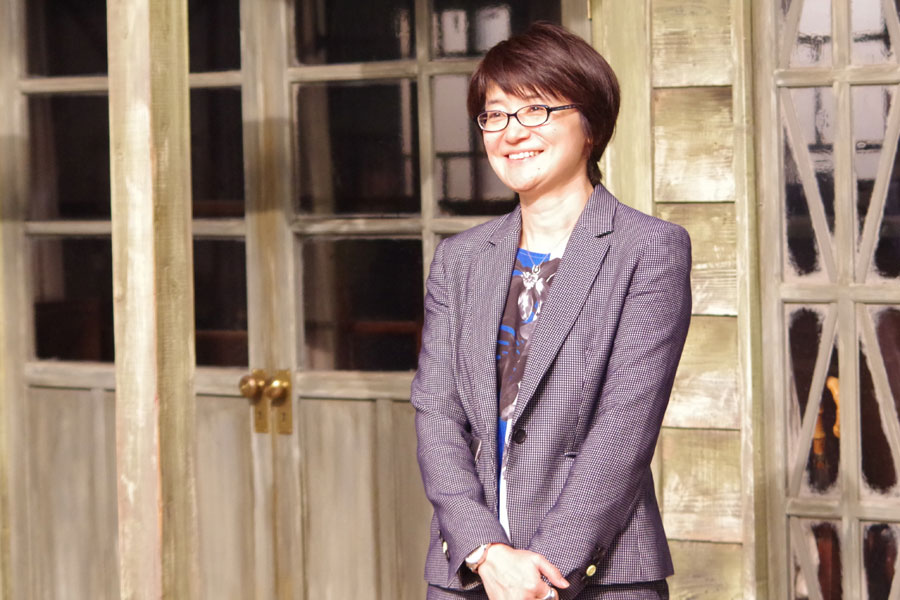 『半分、青い。』の勝田夏子チーフプロデューサー