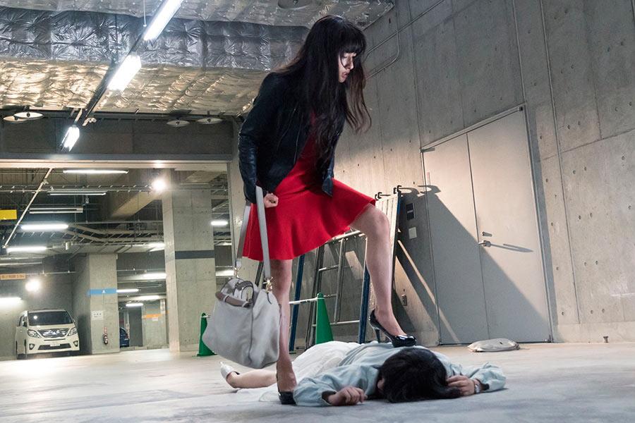 映画『累−かさね−』のワンシーン © 2018映画「累」制作委員会 © 松浦だるま/講談社