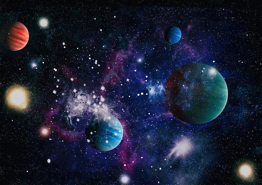 西洋占星術で見た2020年後半の運勢、特殊な星の配置に