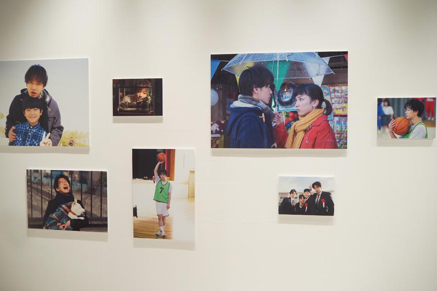 の『[佐藤健 in 半分、青い。]PHOTO BOOK 写真展』は入場無料