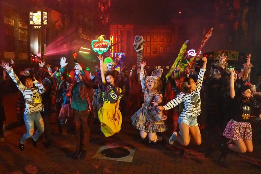 ゾンビにつられてダンス&ジャンプしちゃう、関西ノリな『ゾンビ・デ・ダンス』