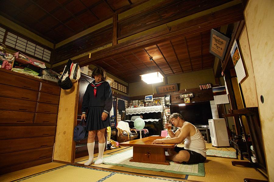 メガネの女子中学生「和田千鶴」の淡い初恋を描いたガリットチュウ福島
