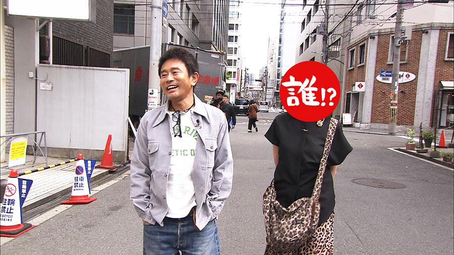 「浜田さんと一緒に古着を買いたい!」という相方のリクエストで大阪の南船場へ