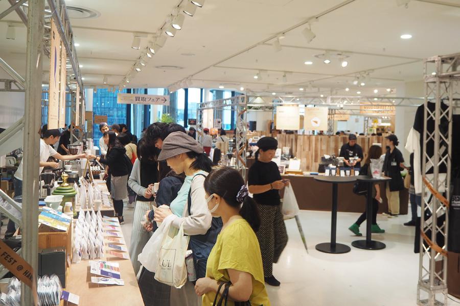 全国から17店舗が集結し、個性豊かなコーヒーが楽しめる『GOOD COFFEE FEST』