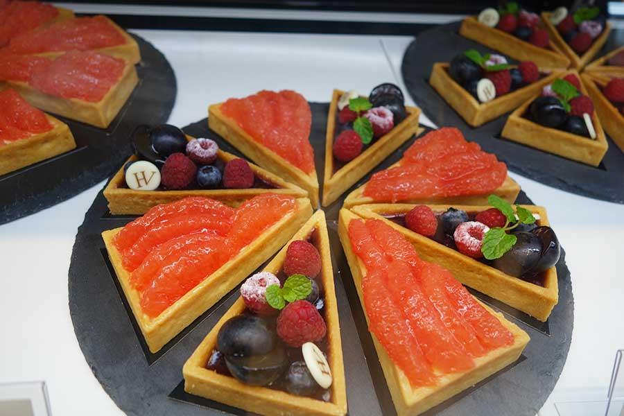 バレンタインでも人気の「ユーゴ & ヴィクトール」。関西では珍しいケーキが登場