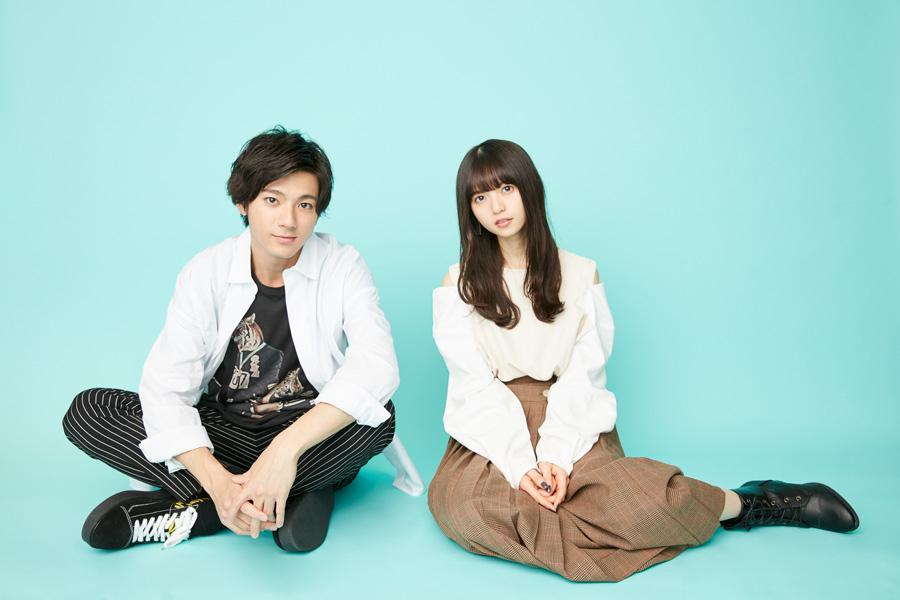 「お父さんお母さんの世代も、幅広い層に観ていただけたら」と話す山田裕貴(左)と齋藤飛鳥