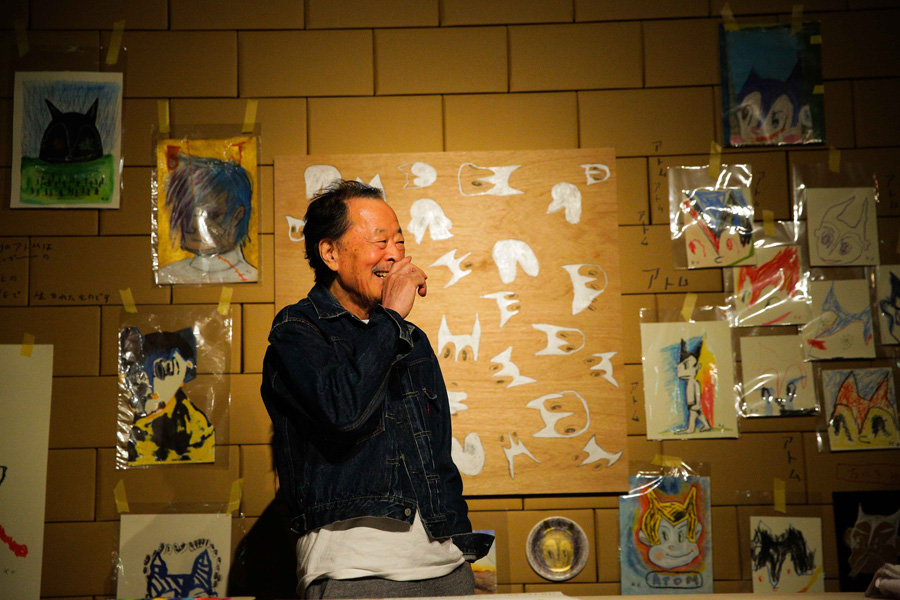 黒田征太郎 写真提供:FM802
