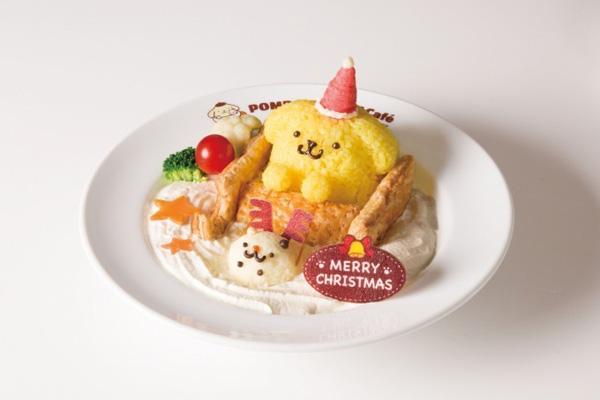 プレゼントを届けるよ♪ふわ雪クリームシチュー(1790円・税抜)