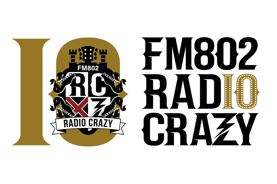 今年10周年を迎える『RADIO CRAZY』