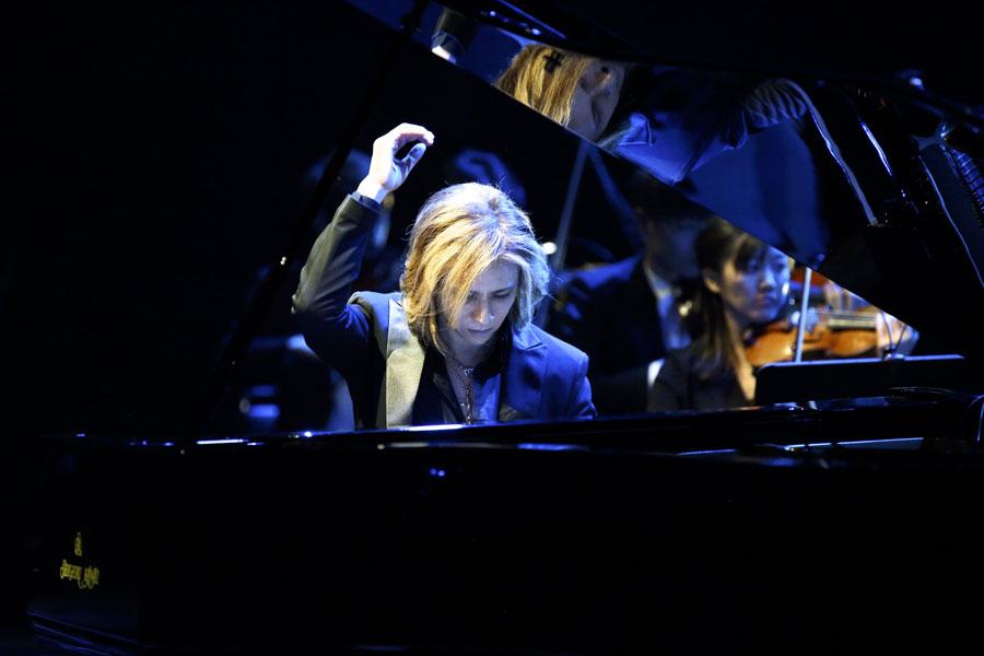 カーネギーホール公演以来、約1年10カ月ぶりとなる日本でのクラシックコンサートを開くYOSHIKI