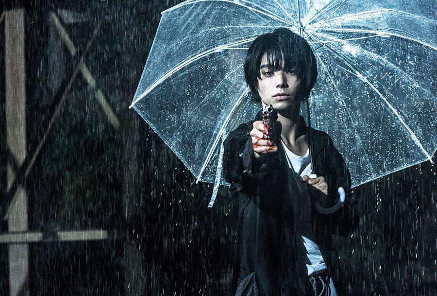 映画『銃』 © 吉本興業