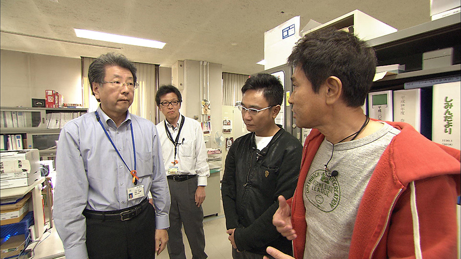 奈良市役所ですべてがひっくり返る衝撃の事実が明らかに 写真提供:MBS
