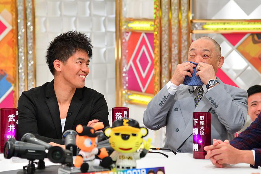 毎日放送『戦え!スポーツ内閣』にゲストで登場した落合博満氏