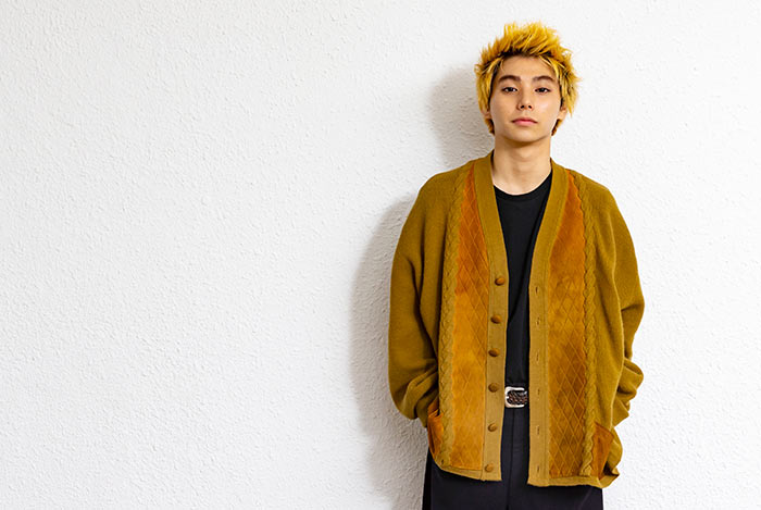 日本映画の次世代を担う俳優・村上虹郎