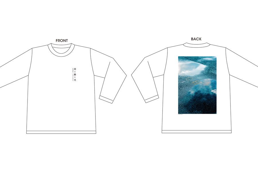 ロングTシャツ(4800円・税抜)