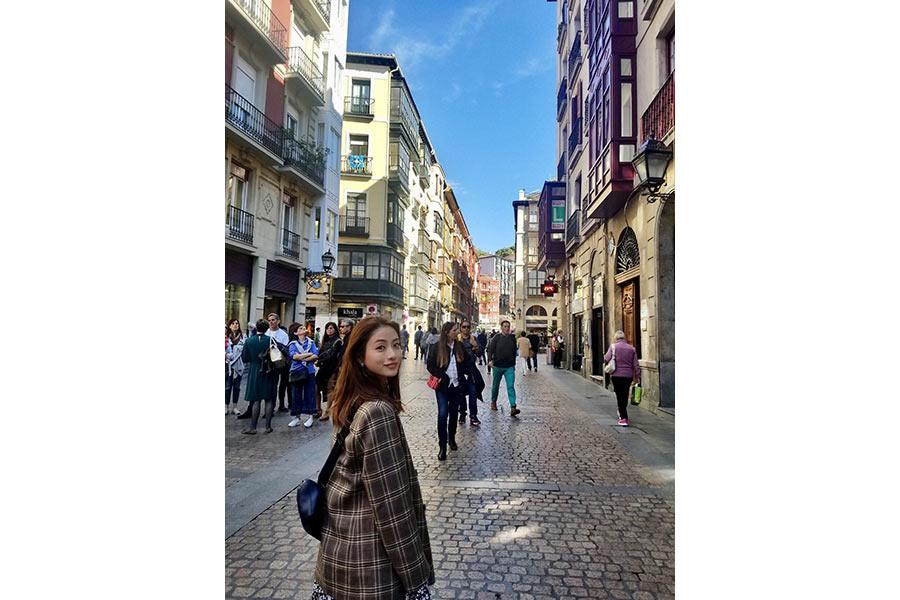 スペイン・バスク地方を4日間旅する石原さとみ
