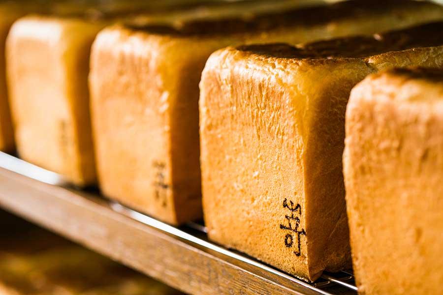 リッチな風味が堪能できる食パン