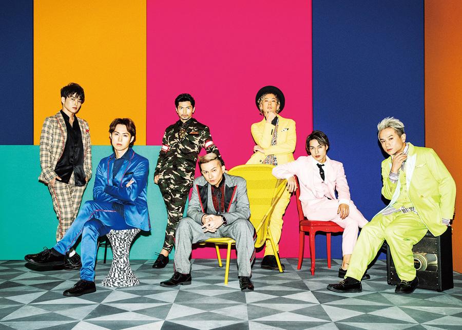 12月12日にはベストアルバム『THANX!!!!!!! Neo Best of DA PUMP』をリリースしたDA PUMP