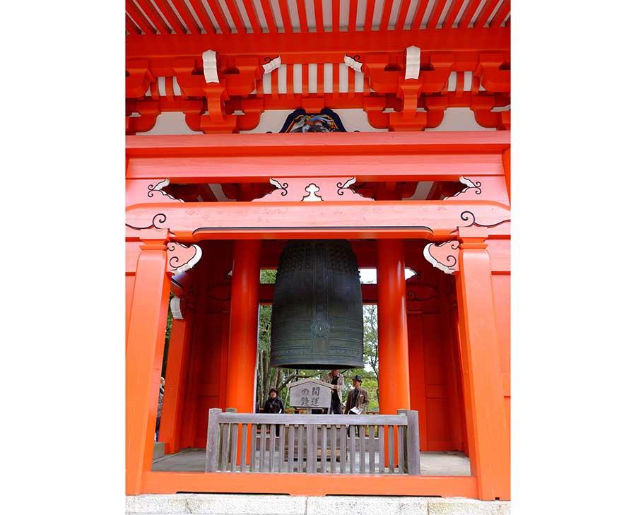 大晦日の除夜の鐘でも有名な比叡山延暦寺
