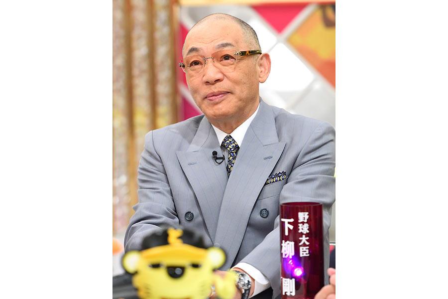 毎日放送『戦え!スポーツ内閣』にゲスト出演した際の落合博満氏