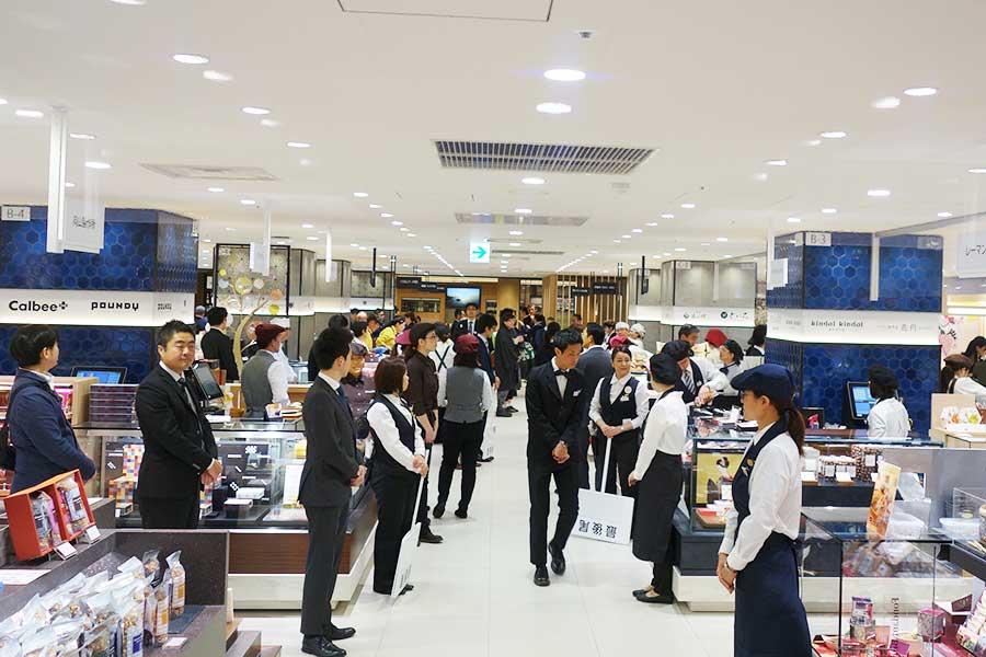 情報通に向け刷新、京都伊勢丹のデパチカ | Lmaga.jp