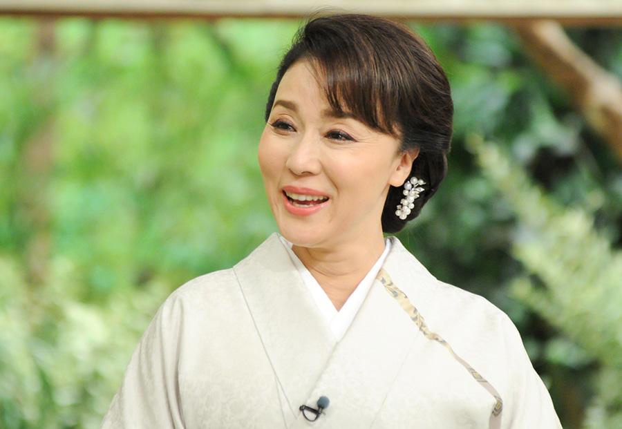 2019年初のゲストは、女優の浅野ゆう子