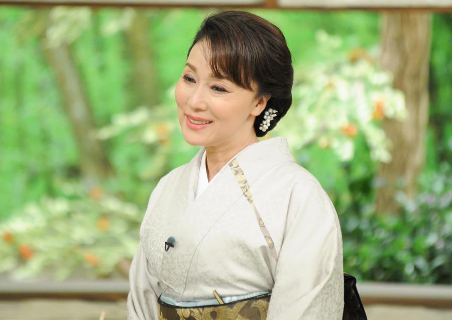 2019年初のゲストは女優の浅野ゆう子
