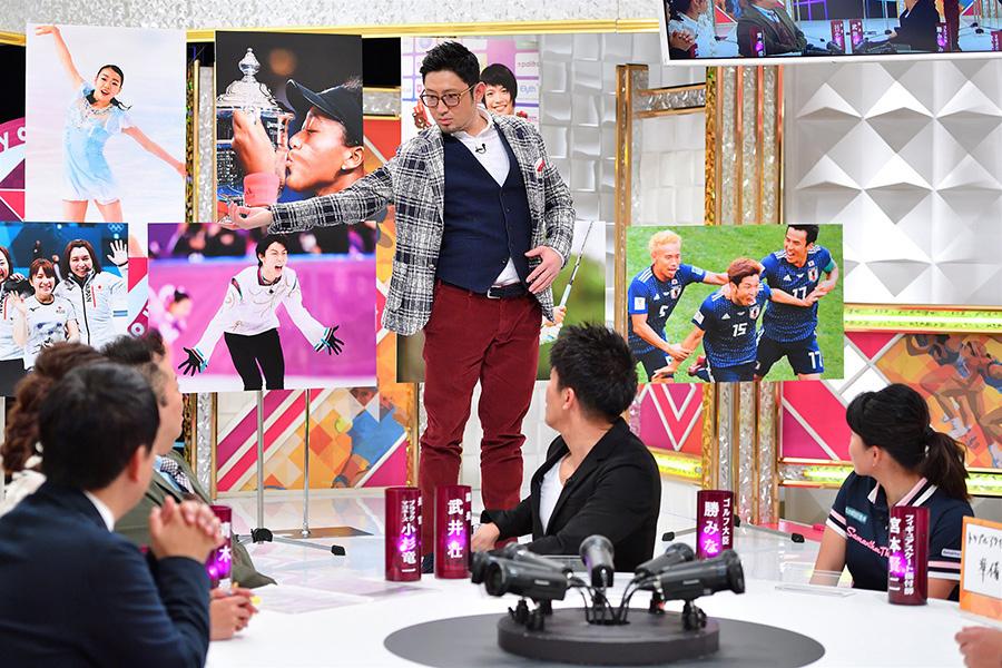 フィギュアの紀平梨花選手の演技を解説する、振付師の宮本賢二氏
